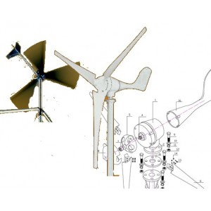 Aerogeneradores